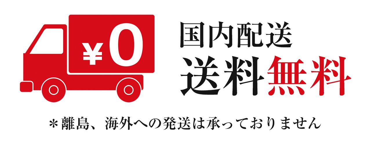 日本国内送料無料